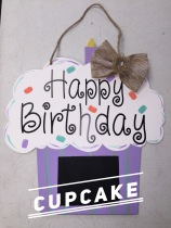 Cupcake / Curley Shirley Font $35 Adult Shape