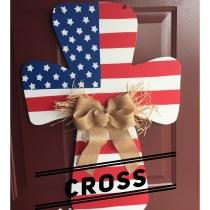 Cross / $35 Adult Shape
