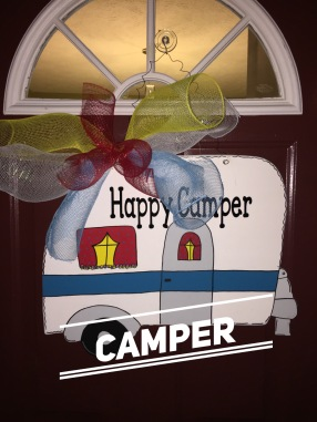 Camper / Janda Closer Font $35 Adult Shape