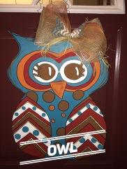 Owl / $35 Adult Shape