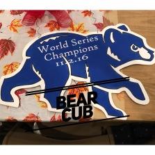 Bear Cub / High Tower font $35 Adult Shape