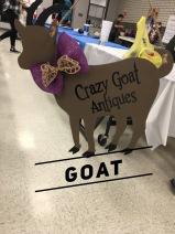 Goat / Romance Fatal Serif font $35 Adult Shape