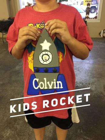 Kids Rocket / Janda Closer font $15 kids shape