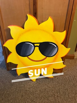 Sun / $35 Adult Shape