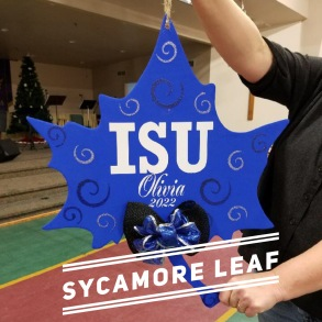 Sycamore Leaf $35 Adult Shape