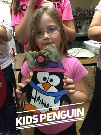 Kids Penguin / Disney Font $15 Kids Shape