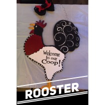 Rooster / Romance Fatal Serif font $35 Adult Shape