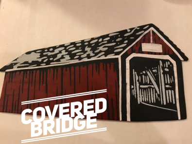 Covered Bridge / $35 Adult Shape