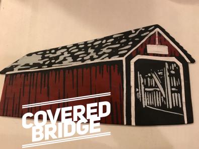 Covered Bridge / $35 Adult Shape