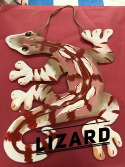 Lizard $35 Adult Shape