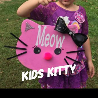 Kids Kitty / Janda Closer Font ($15 Kids Shape)