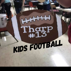 Kids Football / Janda Closer Font ($15 Kids Shape)