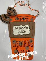 Pumpkin Spice Latte ($35 Adult Shape)