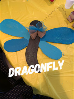 Dragonfly / $35 Adult Shape
