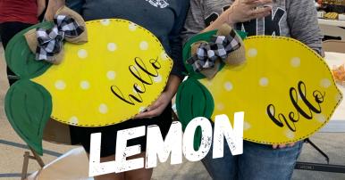 Lemon / $35 Adult Shape