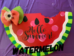 Watermelon / $35 Adult Shape